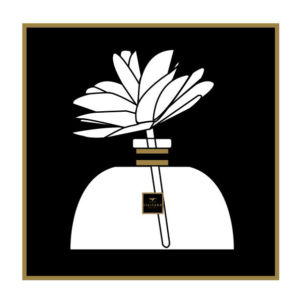 Camellia Flower diffuser 8.45 oz