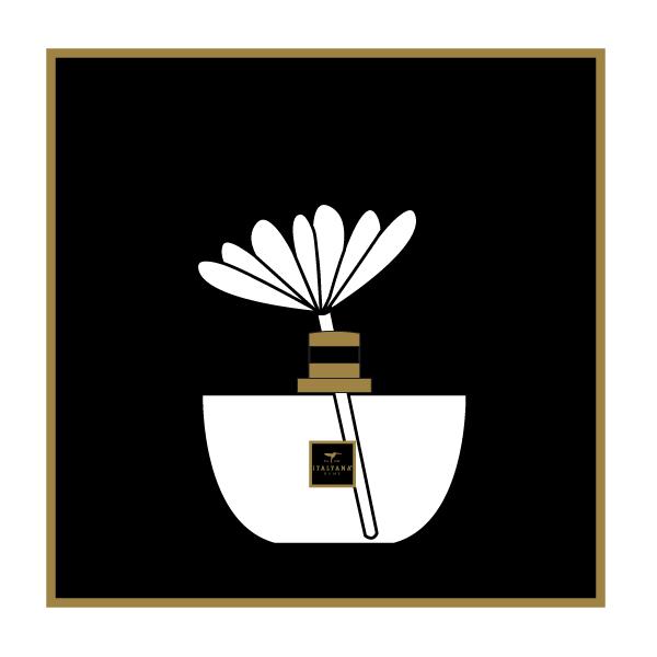WaterLily Flower diffuser 3.4 oz